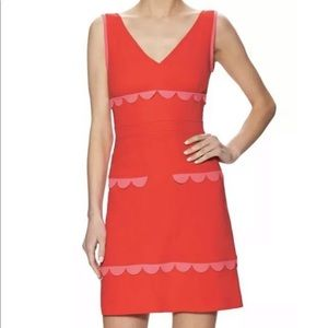 MISSONI A-line Scallop Panel A-line DRESS ITALY